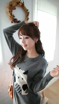 #Kim Shin Yeong #Ulzzang Girl #Korean Fashion