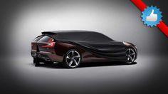 Upcoming Volvo Concept Estate/ Shooting Brake for 2014 Geneva Motor Show