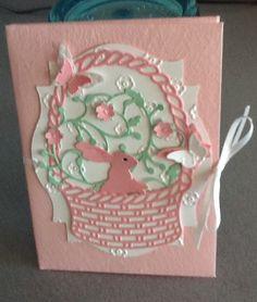 Gift card or Money holder made from an envelope by Karen Kurtz