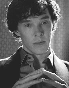 Sherlock and this pose