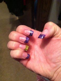 My Vikings Nails