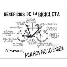 Memes y reflexiones on pinterest psicologia tes and arroz con leche - Beneficios de la bici eliptica ...
