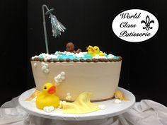 Shower new mommies with love! This World Class Patisserie Cake is available exclusively at Saker ShopRite locations. Call to schedule a consultation today! PHONE: 732-845-4929 ext. 0