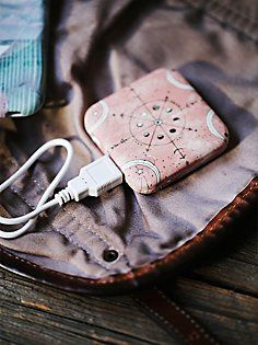 great stocking stuffer for the tech lover - portable power charger rstyle. Tech Gadgets, Cool Gadgets, Nouveaux Gadgets, Batterie Portable, Cute Headphones, Accessoires Iphone, Moon Print, Portable Charger, Tech Gifts