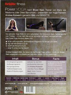 Brigitte Fitness - Power Yoga: Neue Energie für Körper und Seele: Amazon.de: Andrea Kubasch, Elli Becker: DVD & Blu-ray