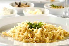 Faça em casa o Bacalhau Dourado, especialidade do chef português Valderi Gomes
