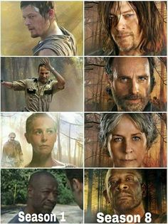 Than Transformation of ordinary people into something they had never anticipated. No body anticipated everybody else would turn into THE WALKING DEAD. The Walking Death, Walking Dead Show, Walking Dead Season 8, Daryl Dixon Walking Dead, Walking Dead Series, Walking Dead Zombies, Walking Dead Quotes, Walking Dead Pictures, Twd Memes