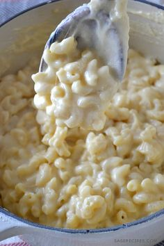 Sage Recipes | Homemade Stovetop Mac and Cheese | http://www.sagerecipes.com