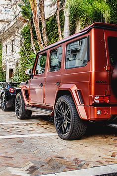 visualechoess:  Mercedes-Benz Brabus G V12 S - by: jsupercars