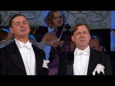 Andre Rieu and Berlin Comedian Harmonists-The Sailor's Love.avi