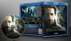 Visões Do Passado (Blu-Ray) - Capa | VITRINE - Galeria De Capas - Designer Covers Custom | Capas & Labels Customizados