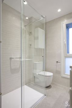 """If you wish to add a bathroom in your house but possess a limited budget, mind for that basement. """"A shower may be put within the basement without adding sq footage towards the exterio… Small Basement Bathroom, Add A Bathroom, Modern Bathroom, Interior Exterior, Bathroom Interior Design, Interior Decorating, Half Baths, Master Bath, Pamplona"""