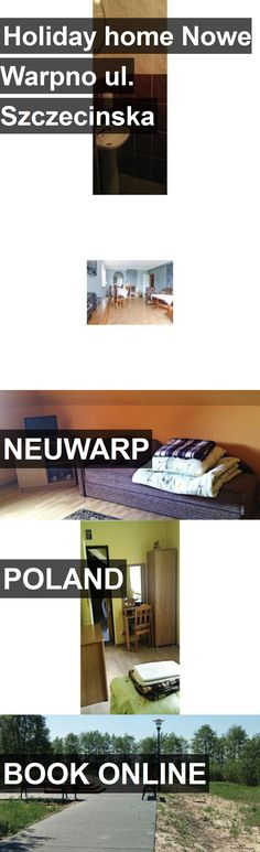 Hotel Holiday home Nowe Warpno ul. Szczecinska in Neuwarp, Poland. For more information, photos, reviews and best prices please follow the link. #Poland #Neuwarp #travel #vacation #hotel