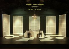"""Dinner"" set at Heidelberg Theatre Co"