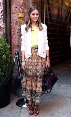 The Olivia Palermo Lookbook : Junho 2013