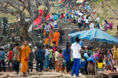 Wat Phao Festival Champasak