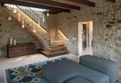 A country villa by Gloria Duran in Costa Brava - Elle Decor Italia