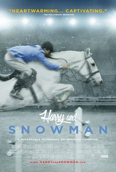 Snowman was one of the greatest jumping horses ever -- saved from the kill pen, he went on to change many lives!