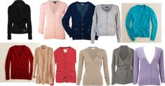 """""""Cardigans"""" by pita81 on Polyvore"""