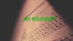 Do you Teach or Do you Educate?, via YouTube.