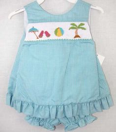 291910I162 Sun Dress  Baby Sundress  Baby Girl Clothes by ZuliKids, $38.00