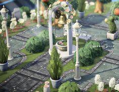 Italian Theme, Happy Home Designer, Like Animals, Animal Crossing Qr, Beautiful Islands, Inspiration, Mars, Lavender, Instagram