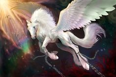 What Kind Of Unicorn Are You>>> I got the beautiful and magical Pegacorn because a  fabulous horn isn't enough I also need wings to be free. ❤️❤️❤️❤️❤️