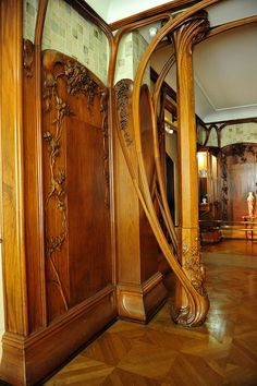 | ♕ |  Art Nouveau Furniture Exhibit at Musé D'Orsay