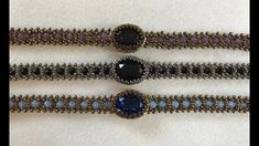 Interlace Bezel Bracelet