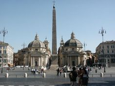 Learn What to See in Italy with our Map and Travel Guide: Rome, the Capital of Italy