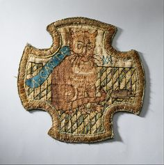 Embroidery by Mary Queen of Scots