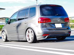 Volkswagen Touran, Van, Vehicles, Vans, Cars, Vehicle