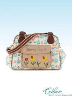 The chosen diaper bag: Pink Lining Blooming Gorgeous Blue Bouquet Designer Changing Bags, Phil And Teds, Baby Changing Bags, Baby Equipment, King Baby, Baby Baby, Baby Shop Online, Blue Bouquet, Wet Bag