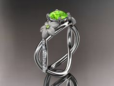 Hey, I found this really awesome Etsy listing at http://www.etsy.com/listing/99638877/14kt-white-gold-diamond-leaf-and-vine