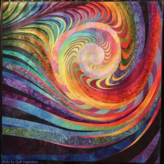 We just returned from the Houston International Quilt Festival. It's an awe-inspiring event with more than 1,600 quilts on display, and over 60,000 visitors!! It's hard to describe the scale and visu