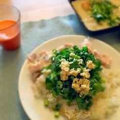 いつもながらに美味しかったですー - 6件のもぐもぐ - 海南鶏飯 by ayakoigarapZ4