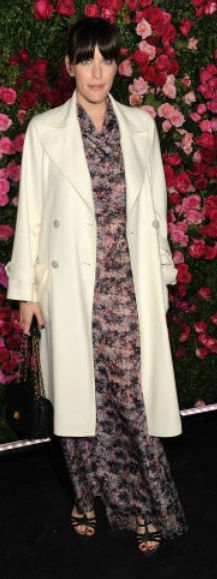 Dress, purse and coat - Chanel