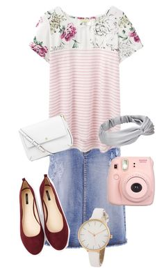 My Favorite by destineedavis00 on Polyvore featuring polyvore, fashion, style, Joules, Forever 21, Tory Burch, Fujifilm and clothing
