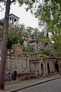 Pere Lachaise   One of my best memories from Paris 1988