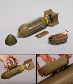 Kids Discover New offer Quanum RTR Bomb System scale Plug-n-Drop Bomb Arms Race Model Tanks Guns And Ammo Model Airplanes Radio Control Tactical Gear Inventions Plugs Airsoft, Ww2 Bomb, Homemade Weapons, Homemade Crossbow, Arms Race, Model Tanks, 3d Prints, Model Airplanes, Guns And Ammo
