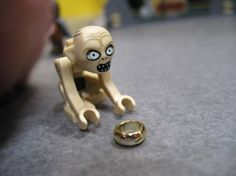 First few pics of Lord of the Rings Legos !!