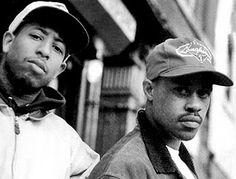 the good ol days when hip hop was rugged ....gangstarr