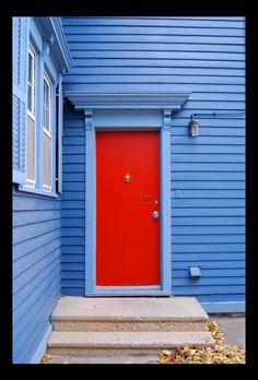 The Red Door by GeorgiK on DeviantArt Desktop Background Pictures, Light Background Images, Studio Background Images, Blurred Background, Photo Backgrounds, Blur Background Photography, Photo Background Images, Picsart Background, August Images