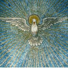 Happy Feast of Pentecost: That the Fire of the Holy Spirit in 2012 Let each of us . - Bishop and Mondieu Spiritual Images, Religious Images, Religious Art, Christian Symbols, Christian Art, Holly Spirit, Image Jesus, Happy Feast, Saint Esprit
