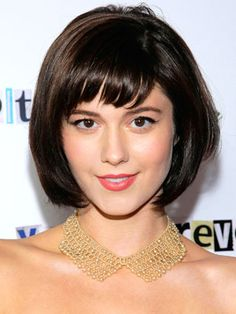 Mary Elizabeth Winstead Hairstyles - January 6, 2010 - DailyMakeover.com