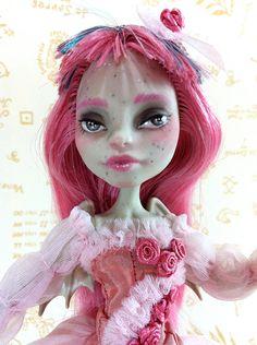 Isadora ballerine diabolique poupée Monster par AtelierMarieLouise