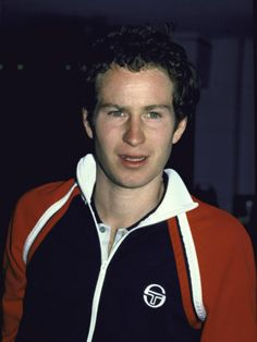 John Patrick McEnroe, Jr. is a former World No. 1 professional tennis player from the United States. During his career, he won seven Grand Slam singles titles, nine Grand Slam men's doubles titles, and one Grand Slam mixed doubles title.g