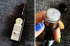 #oligodang #cosmetic #makeup #hair #K-beauty 올리고당 메이크업 스킨푸드 블랙슈가 퍼펙트 첫세럼