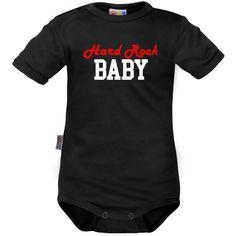 Body bébé rock : Hard Rock BABY