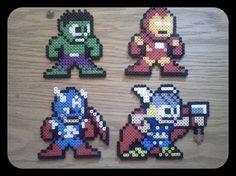 MARVEL+SUPERHEROES!+Avengers+assemble!+  The+Hulk  Iron+Man  Captain+America  Thor+    6.99+each.